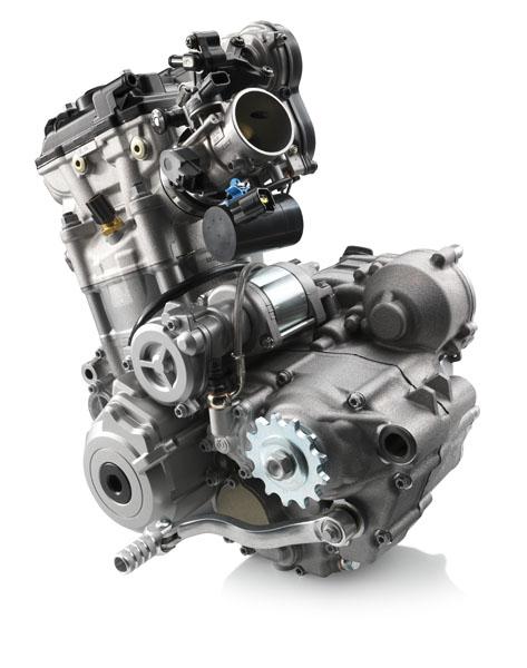 Двигатель KTM 350SXF